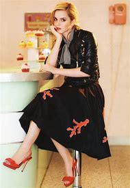Emma Watson Instyle