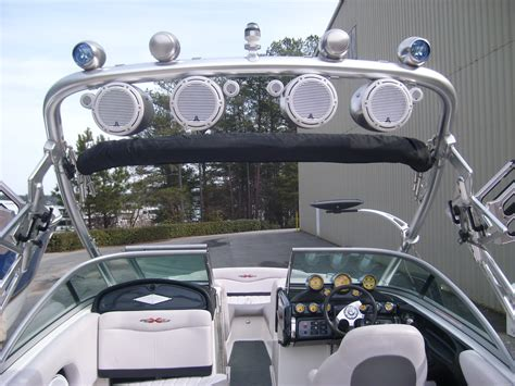 Boat Can Speakers by Tower Speaker Can 06 X9 Teamtalk