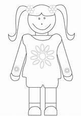 Scout Daisy Coloring Pages Printable Scouts Petal Template Sheets Petals Azcoloring Daisies Paper Troop Davemelillo Categories sketch template
