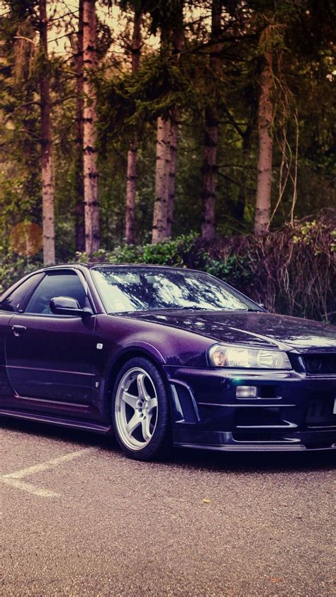 Nissan Skyline Wallpaper For Mobile