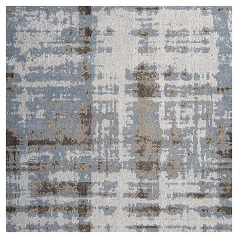 tout le monde bochart pixel tapis coton toulemonde bochart gris ou jaune