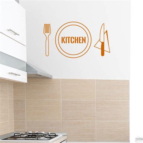 stickers cuisine design sticker cuisine design couvert kitchen stickers cuisine