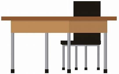 Desks Clipart Clip Desk Transparent Library Yopriceville