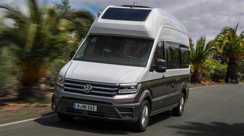 volkswagen grand california review   camper van