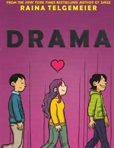 Book Drama by Raina Telgemeier
