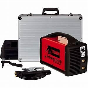 Poste A Souder A L Arc : telwin technology 216 hd poste souder l 39 arc mma ~ Edinachiropracticcenter.com Idées de Décoration