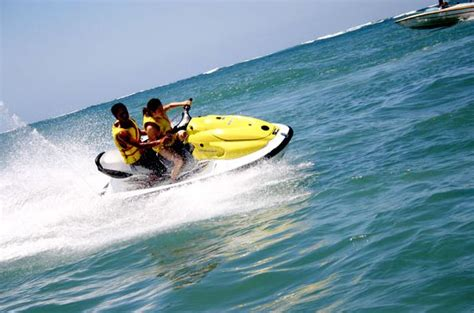 Banana Boat Ride At Tanjung Benoa by Water Sports Packages Agus Bali Tours