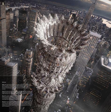 human castell evolo architecture magazine
