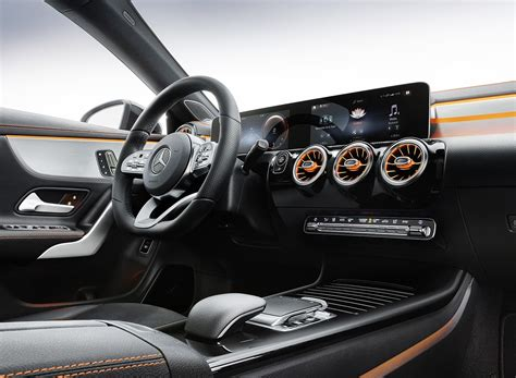 The all new mercedes benz cla 250 edition amg. 2020 Mercedes-benz Cla 250 Coupe Edition Orange Art - Mercedes Cla 2020 Interior (#1594066) - HD ...