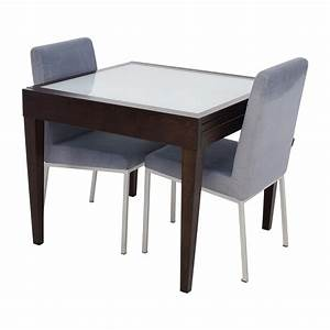 Design Within Reach : 67 off design within reach design within reach wood spanna extendable table with chairs tables ~ Watch28wear.com Haus und Dekorationen