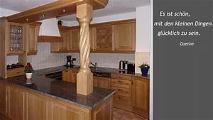 Küche Mit Granitarbeitsplatte : schreinerei ~ Michelbontemps.com Haus und Dekorationen