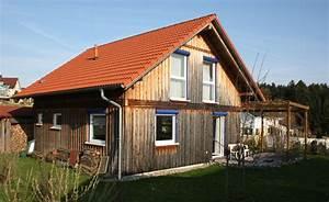 Haus Mit Holzfassade : holzfassade bildergalerie haus ~ Markanthonyermac.com Haus und Dekorationen