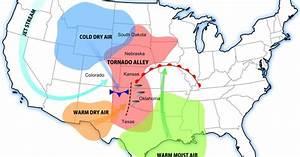 Diagram Of Tornado