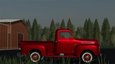 ford  service truck  ls farming simulator