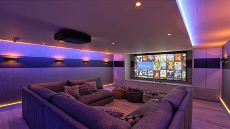 Home Theatre : Home Theater Setup Ideas For-youtube