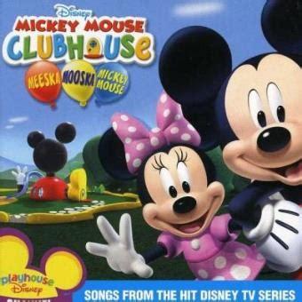 Vários - Disney - Mickey Mouse Clubhouse: Meeska - CD ...