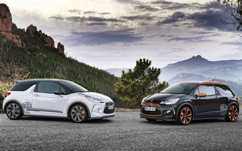 Citroen Ds3 [2] Wallpaper