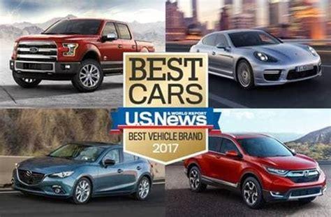 2017 Best Vehicle Brand Award  Mclarty Mazda