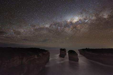 Apod August Milky Way Shadow Loch Ard Gorge