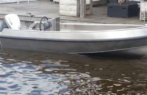 Alu Sloep by Aluminium Rondvaartboten En Sloepen Stieva