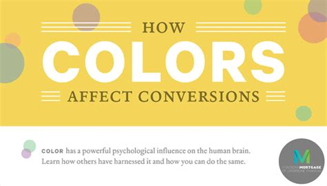 how colors affect you colors affect rates loansites