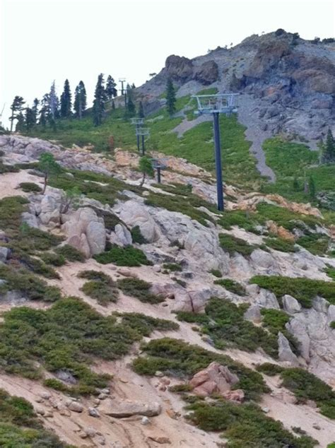 five lakes trail a must fall hike truckee and lake