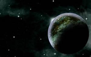 Blue-Green Planet Wallpaper by HippieKender on DeviantArt