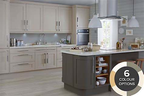 Fitted Kitchens  Traditional & Bespoke Kitchens  Diy At B&q