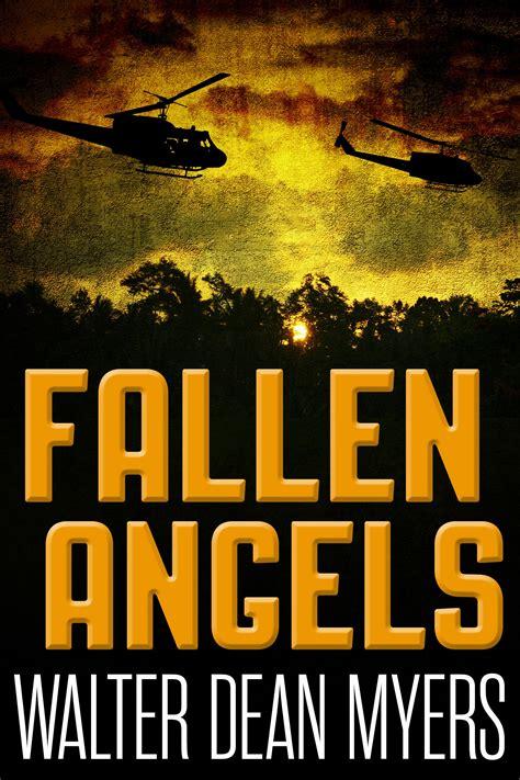 walter dean myers vietnam war classic fallen angels