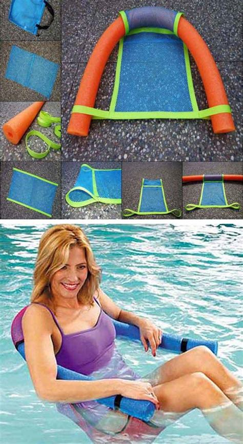 top    diy pool noodle home projects