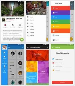 Vonn Material Design Mobile UI Kit Mobile App Mobiles