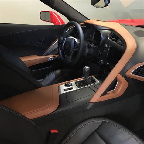 custom interior complete corvetteforum chevrolet