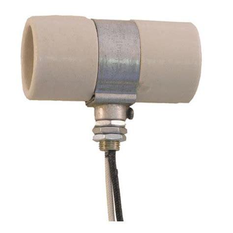 double bulb l socket hatco 02 30 045 double ceramic bulb socket ebay
