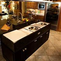 kitchen island with sink Kitchen Island with Sink You Will Loved - Traba Homes