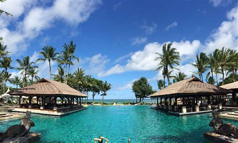 6 Luxe Days At The Intercontinental Bali