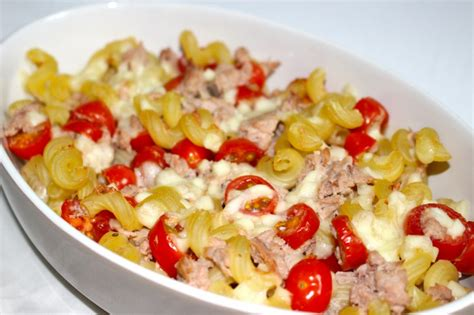 recette salade de pates mozzarella recette de gratin de p 226 tes au thon 224 la mozzarella dine move