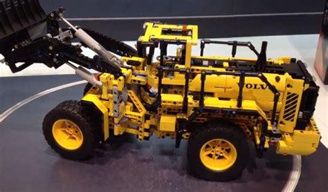 lego technic 42030 42030 volvo l350f wheel loader lego technic mindstorms model team eurobricks forums
