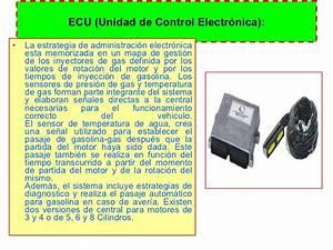 Conversion De Motor A Gas