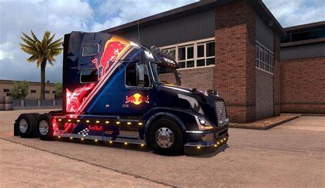 volvo 870 truck volvo vnl 780 reworked edit skin v2 2 truck american