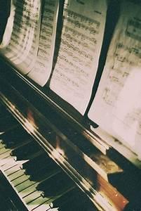 Piano-sheet-Music | Tumblr