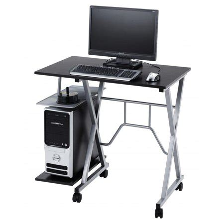 Office Desk On Wheels by New Home Office Computer Workstation Office Desk Table W