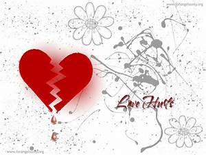 Broken Heart Wallpapers Love - Wallpaper Cave