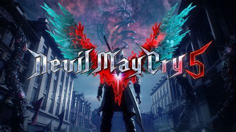 Devil May Cry 5 Black Screen Fix