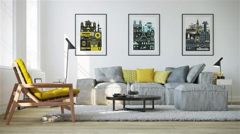 Say Yes To Yellow: 4 Apartments That Flaunt Yellow Accents : Decorating Your House With Yellow