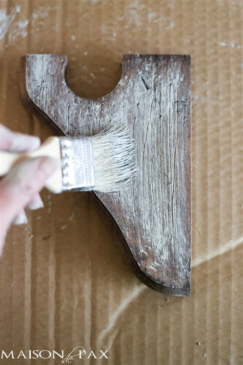 Drapery Corbels by Diy Curtain Rods Restoration Hardware Inspired Maison
