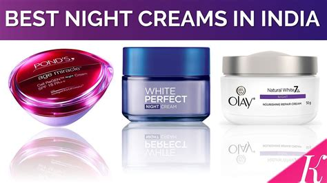 10 Best Night Creams In India With Price  Night Creams