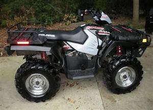 2005 Polaris Sportsman 700efi  800efi Motocycle Service