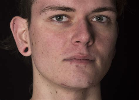 Male Face 20s Fullface 27