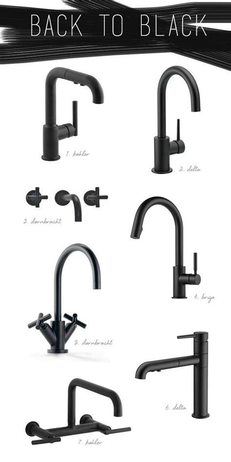 dornbracht tara kitchen faucet kitchen trend black vs brass coco kelley kitchen