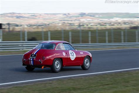 Alfa Romeo Giulietta SZ - Chassis: AR10126 00086 - Driver ...